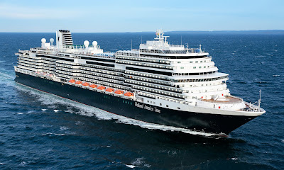 Artfully Mastered Nieuw Statendam of Holland America Line