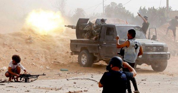 Τρίπολη: Ξεκίνησε η μεγάλη επίθεση στην Σύρτη - Αίγυπτος: Παραβιάστηκε η «κόκκινη» γραμμή