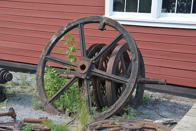 Kennecott Mill Kennicott wheel
