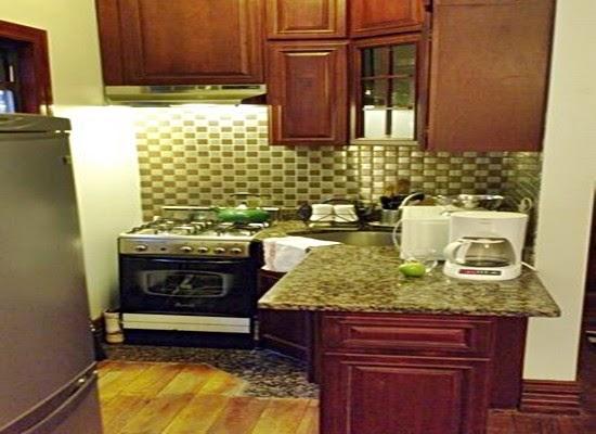 Dapur Minimalis Terlihat Lebih Cantik