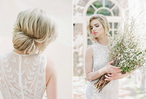 Soft and Romantic Bridal Editorial