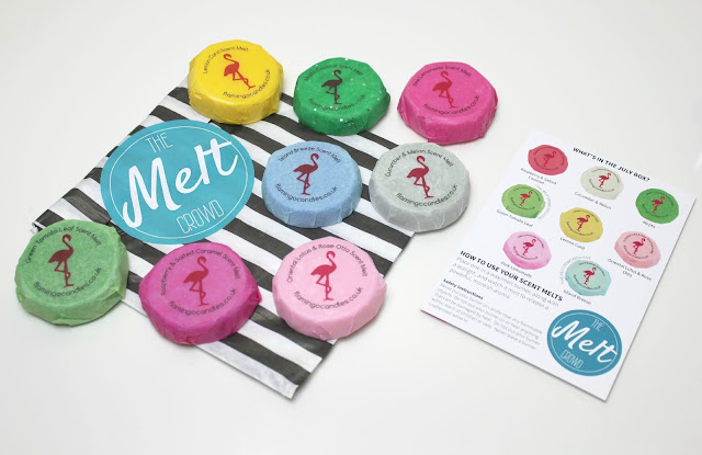 A picture of The Melt Crowd July Box
