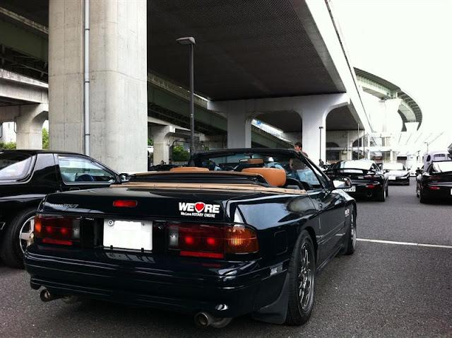 Mazda RX-7 FC, niedrogie kabriolety