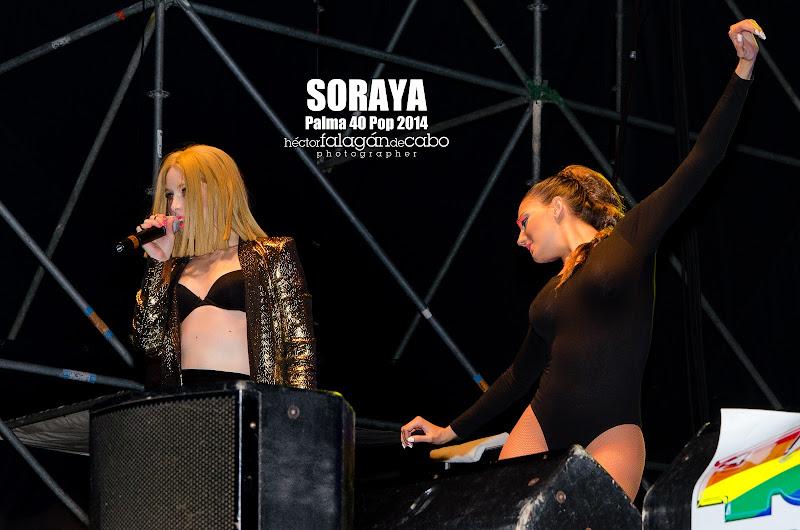 Soraya en el Palma 40 Pop 2014. Héctor Falagán De Cabo | hfilms & photography.