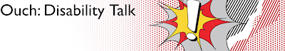 BBC Ouch Disability Talk logo
