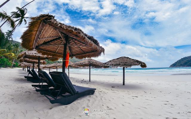 The Taaras Beach & Spa Resort at Pulau Redang Island