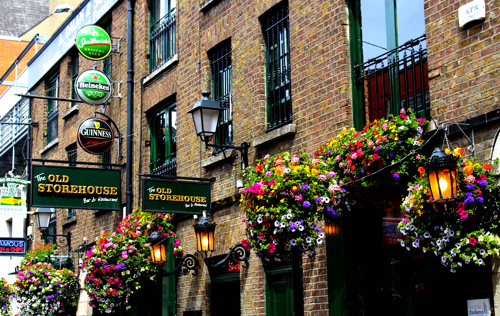Dublin, Temple Bar