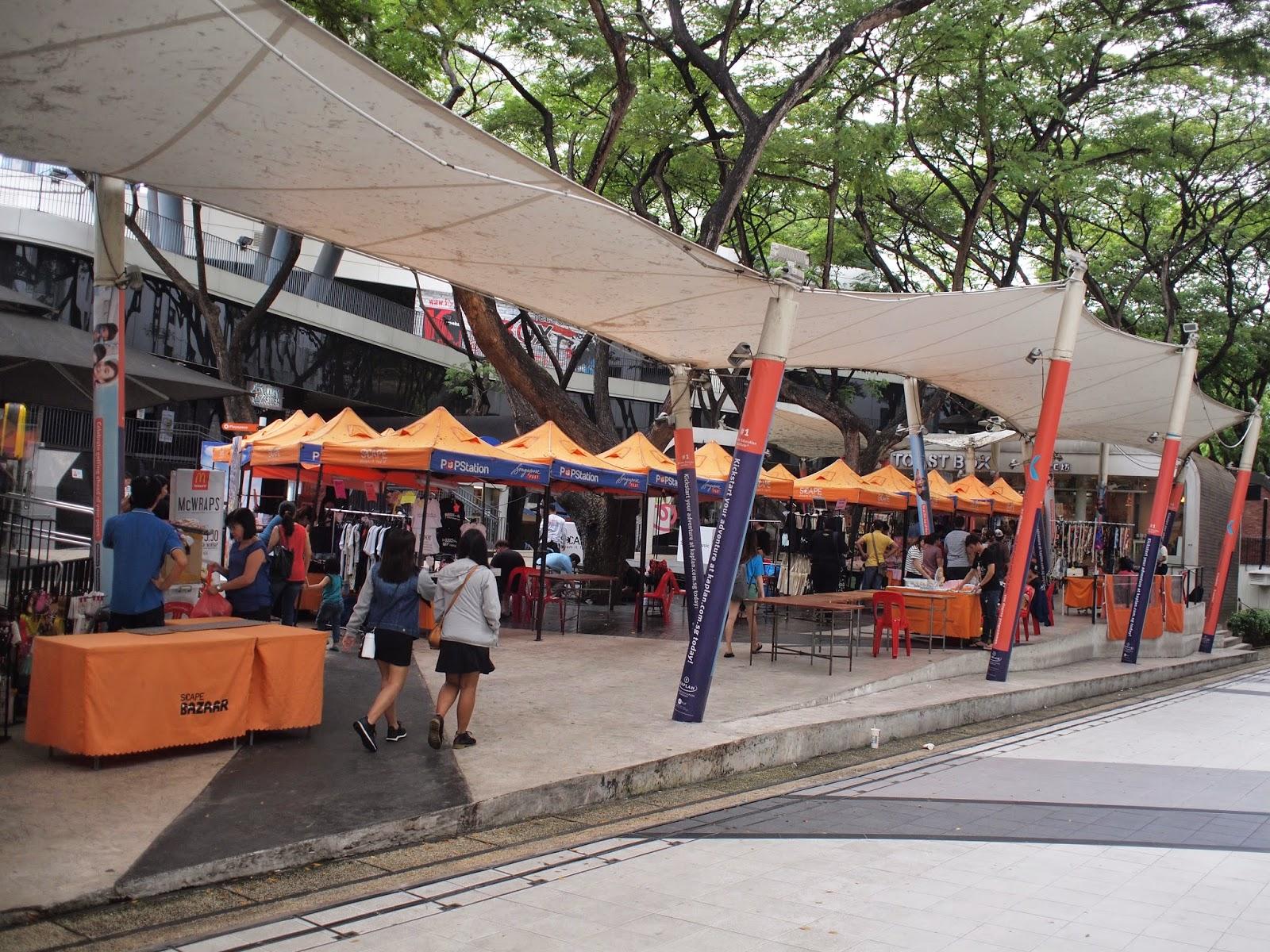 Doujin Market 2015 @ *SCAPE, Singapore