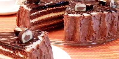 Torta Mozart receta