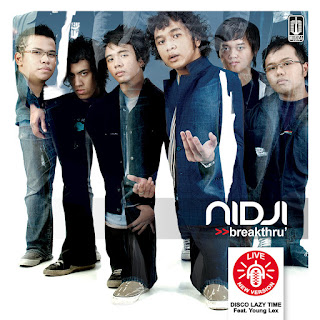 Nidji - Disco Lazy Time (feat. Young Lex) [Live New Version] on iTunes