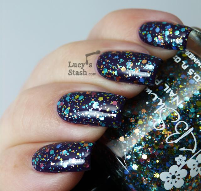 Lucy's Stash - KBShimmer Pastel Me More