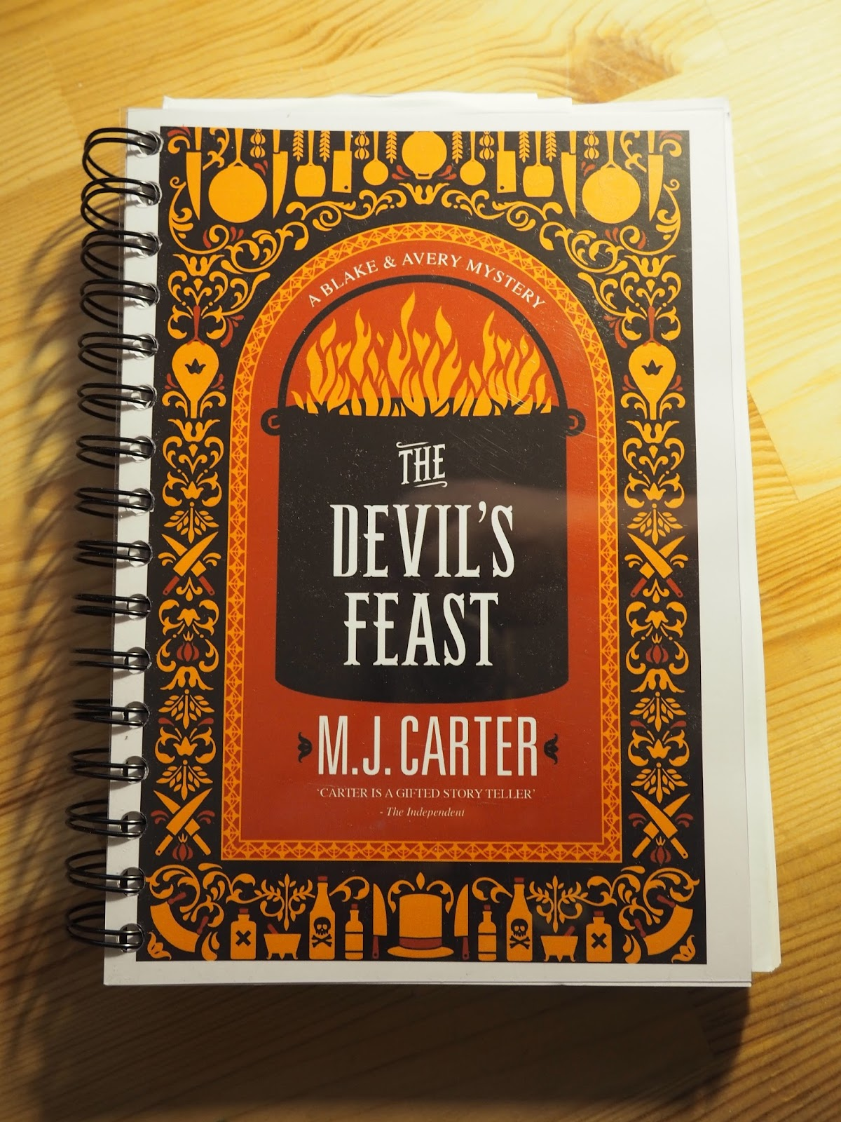 The Devils Feast Book
