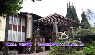 villa di lembang murah dan bagus untuk gathering
