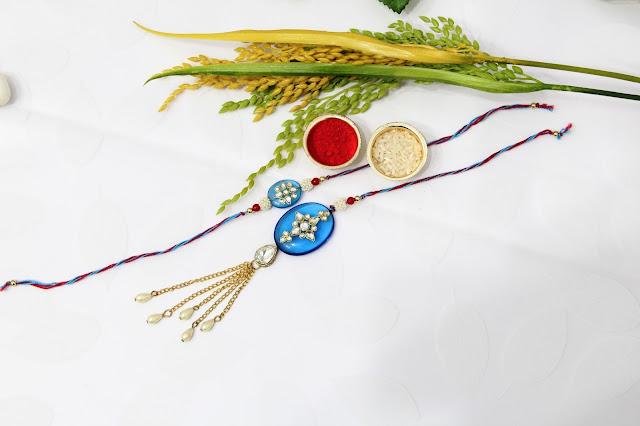 Kundan Rakhi Lumba Pai