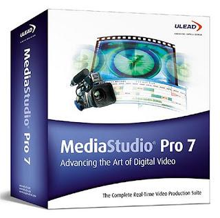 تنزيل برنامج صنع الفيديو من الصور Ulead MediaStudio