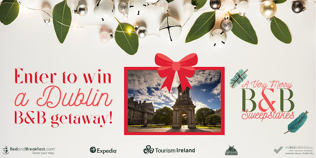 A Very Merry B&B Ireland Sweepstakes