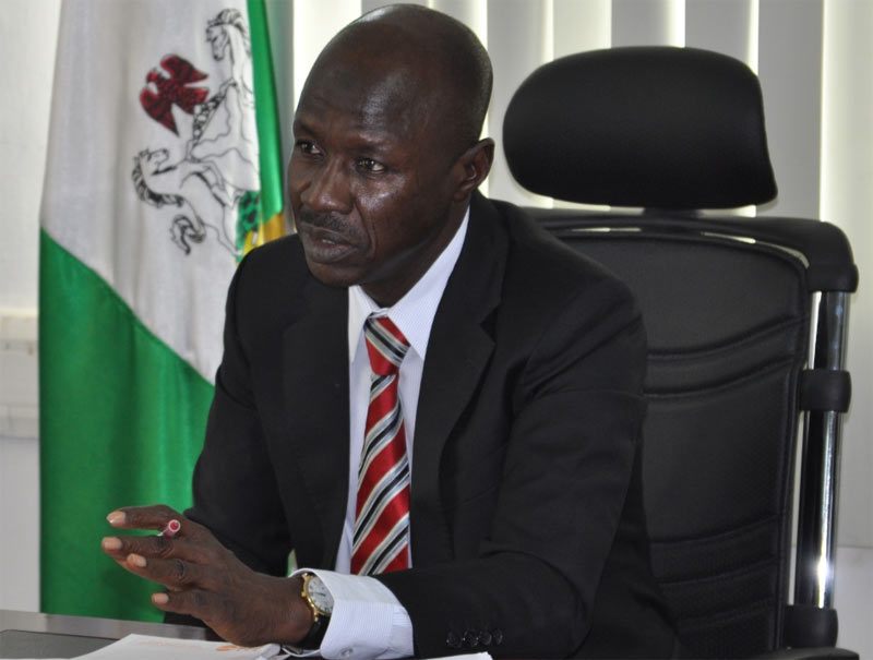 I must continue fighting corruption, Magu says as Senate denies EFCC boss' confirmation