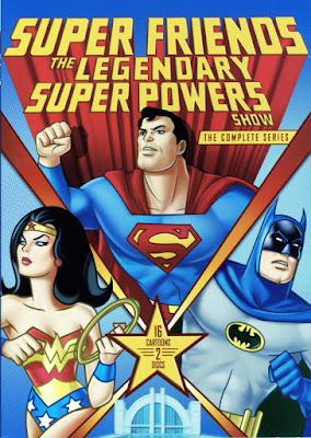 Superamigos: O Lendário Show de Super Poderes