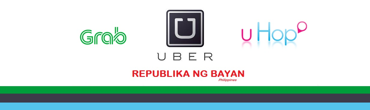 Grab, Uber and U-hop Philippines Group