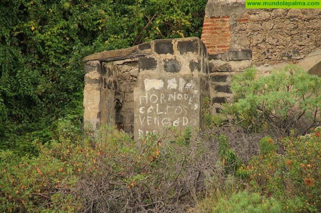 El olvidado Horno de Cal del Barranco de La Pata