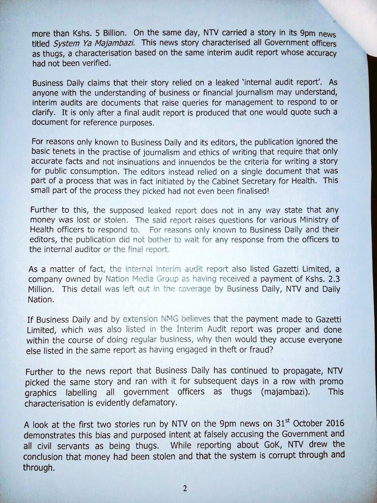 letters of administration application form kenya