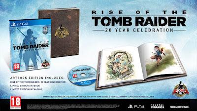Rise of the Tomb Raider - גרסת ה-PS4 תגיע באוקטובר עם תמיכה ב-PSVR