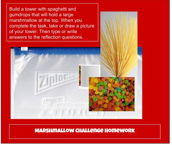 Teach Children Well First Days Of School Marshmallow Gumdrop
