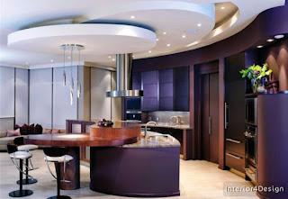 Gypsum Board False Ceiling Designs 9