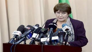 وزيرة التعليم تعقد الندوة الوطنية الاستشارة الوطنية المتعلقة بنظام التقييم البيداغوجي في الجزائر