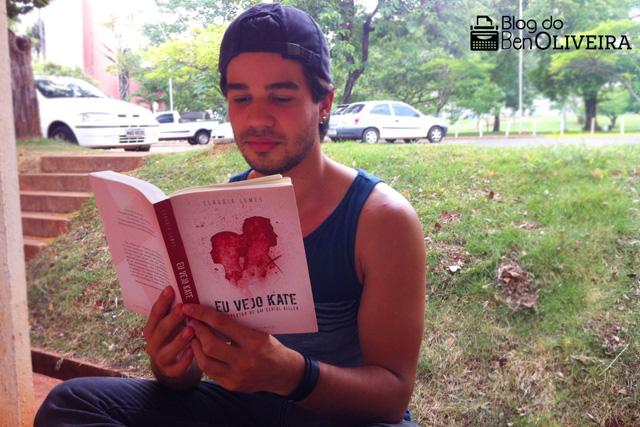 Livro Eu Vejo Kate Claudia Lemes Editora Empíreo