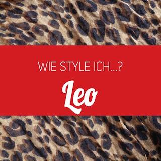 Bloggeraktion - wie style ich Leo?