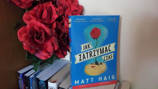 Jak zatrzymać czas- Matt Haig
