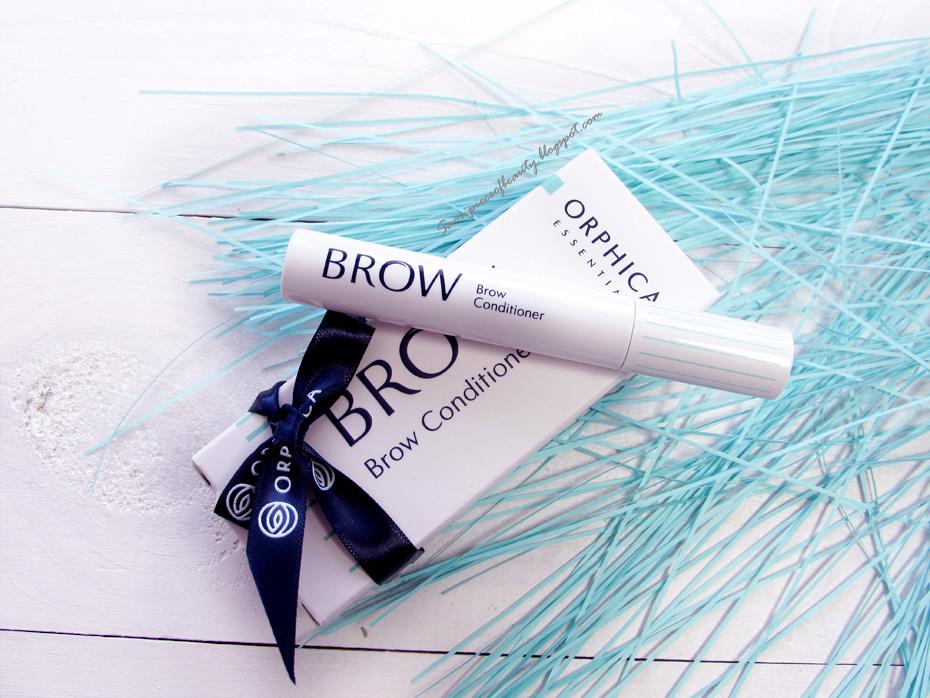 Кондиционер для роста бровей Brow от Orphica / блог A Piece of beauty