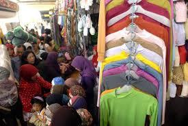 Pasar Baru - Outbound Lembang Bandung