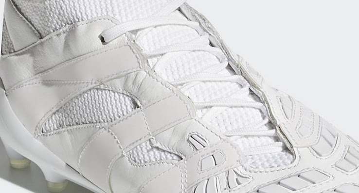 7cf074bc8 EXCLUSIVE  Limited-Edition Whiteout Adidas Predator Accelerator ...