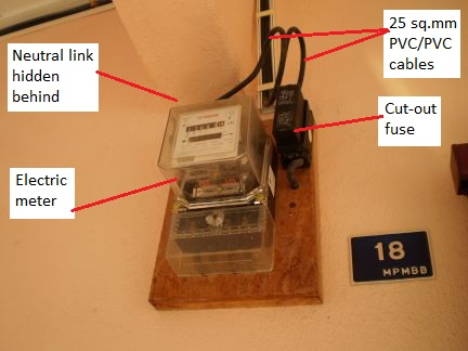 Wiring Meter House How To Wire An Electric Meter House Wiring Amp