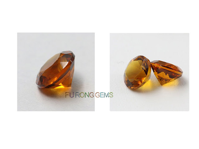 Natural-Citrine-Dark-Golden-Yellow-color-round-6mm-stones-suppliers