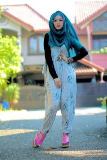 Baju Jumpsuit Muslimah