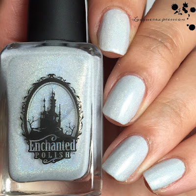 Nail polish swatch of Winter by Enchanted Polish