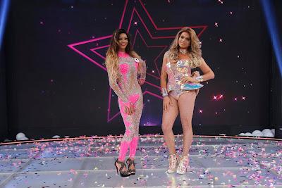As finalistas do 100% Drag  (Crédito: Rodrigo Belentani/SBT)
