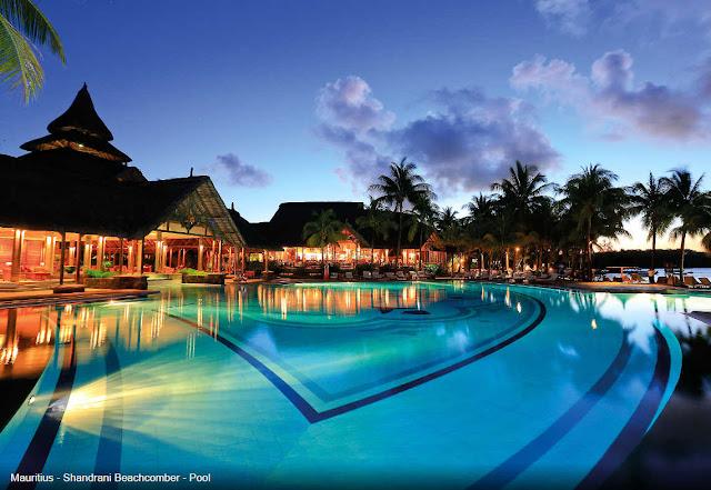 Beachcomber Shandrani Mauritius Pool