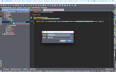 Spring Boot and Java Development with IntelliJ IDEA Udemy course