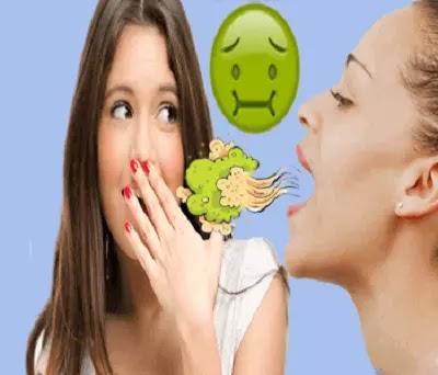 هل تعاني من رائحة الفم الكريهة؟