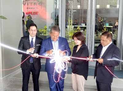 PLDT Opens Philippines' Biggest Data Center in Makati City
