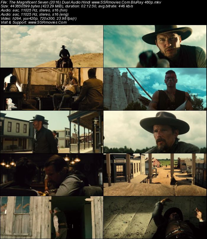 the magnificent seven full movie in hindi free download 480p