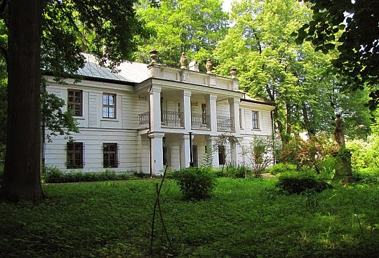 Dworek - Muzeum Emila Zegadłowicza.