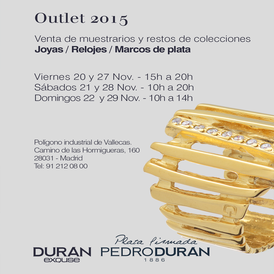 Camino Hormigueras 180 Madrid Mercadillos And Markets Venta Outlet Pedro Duran