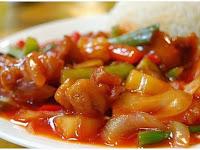 Resep Koloke Asam Manis, Resep Masakan China Spesial