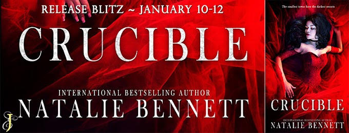 CRUCIBLE by Natalie Bennett #AvailableNow