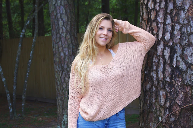 SHEER KNIT PULLOVER - PDF PATTERN